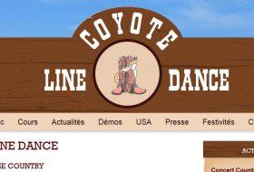 coyote line dance