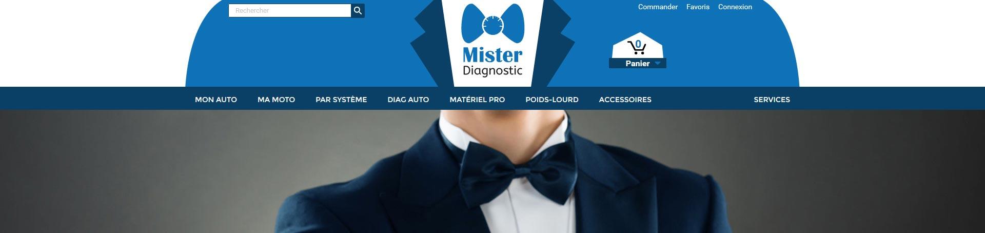 mister diagnostic